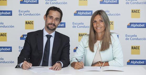 La compañía de renting Alphabet se alía con el RACC para ofrecer cursos de conducción a sus asociados