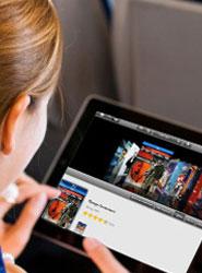 AZIMUT Bus Solutions lanza la primera solución en España de entretenimiento a bordo en el propio dispositivo del pasajero