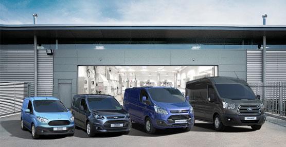 Ford despliega en el Salón del Vehículo Comercial IAA distintas variantes de su nuevo modelo Transit