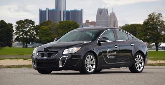 GM y Opel presentan su innovadora tecnología de conducción autónoma en el Congreso Mundial de ITS