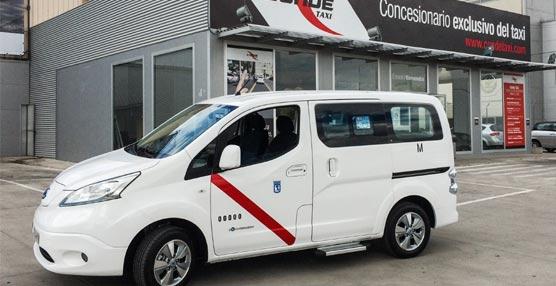 Nissan Leaf se convierte en el primer vehículo eléctrico en ser homologado como taxi en la Comunidad de Madrid