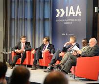Mañana arranca la 65 feria de vehículos comerciales IAA que acogerá 322 estrenos mundiales