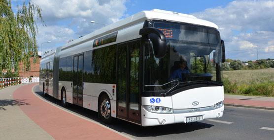 Solaris Bus Ibérica resulta adjudicatario del contrato para el suministro de dos Autobuses Eléctricos para TMB