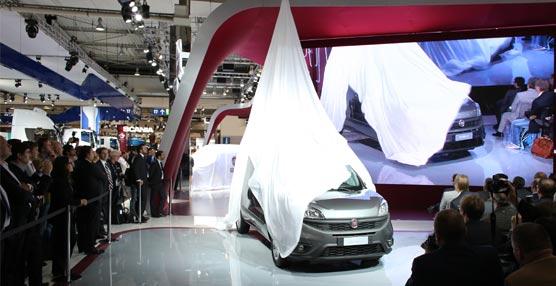 La principal feria europea de vehículos comerciales abre sus puertas hoy en Hanóver con 322 estrenos mundiales