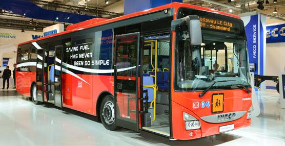 Iveco Bus presenta en el salón IAA de Hannover el nuevo autobús interurbano Crossway Low Entry (LE)