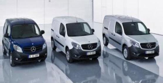 Ganvam pronostica una subida de un 40% en el mercado de furgonetas para 2014 gracias al PIMA Aire 4