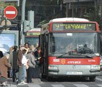 La línea 95 de EMT Valencia llega desde hoy a Natzaret para mejorar las comunicaciones del barrio con el resto de la ciudad