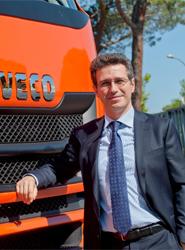 Se hace oficial el nombramiento de Gaetano de Astis como director de la marca Iveco para España y Portugal