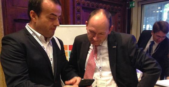 El foro de 'Movilidad inteligente para personas y empresas' Eurocities conoce la aplicación de Mutrans