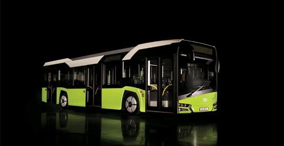 Nuevo Urbino de Solaris: Más ligero a la vez que robusto, y diseñado para diferentes motorizaciones