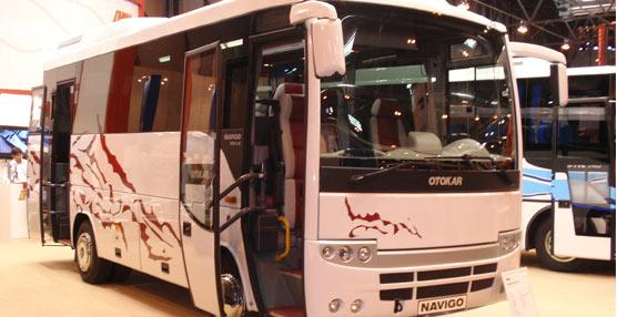 Los útimos modelos de autobuses y autocares se podrán probar en FIAA 2014