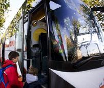 La Comunidad de Madrid inspeccionará unos 500 vehículos de transporte escolar hasta noviembre