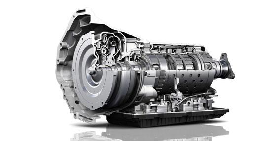 ZF suministra su caja de cambio automático de ocho marchas 8HP para el nuevo Iveco Daily