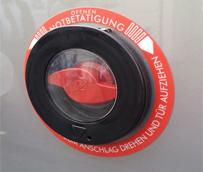 Masats presenta en la FIAA 2014 una nueva puerta con apertura exterior y nuevos módulos neumáticos para control de puerta