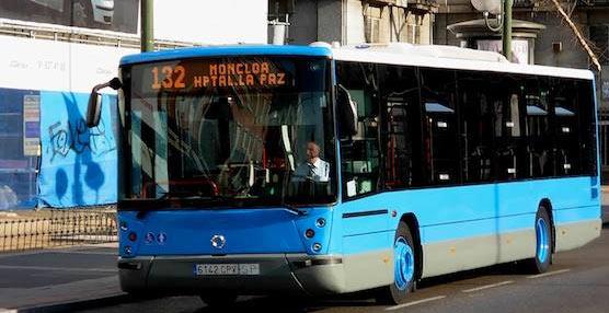 Un nuevo navegador mostrará a los autobuses de la EMT madrileña vías alternativas en caso de incidencia