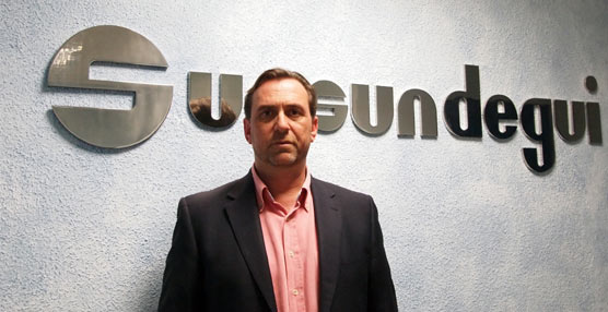 Jorge Caballero, nuevo responsable comercial de Sunsundeguipara la zona centro