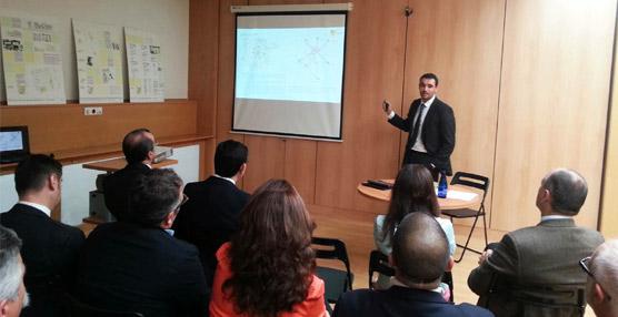 Plataforma Central Iberum presenta un estudio sobre las zonas logísticas del centro peninsular elaborado por Urban