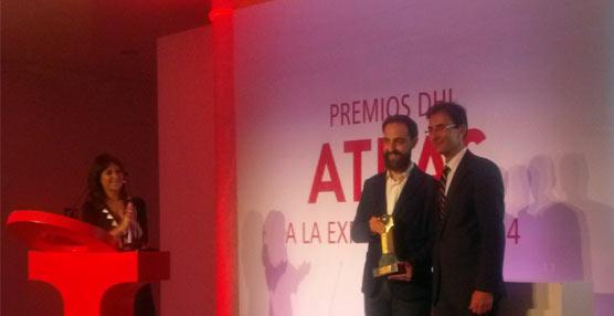 Libelium se hace con el Gran premio a la Exportación de DHL
