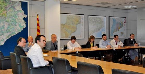 La empresa pública Cimalsa organiza una sesión de trabajo conjunta sobre intermodalidad ferroviaria del automóvil