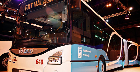 Iveco Bus presenta en FIAA 2014 toda la nueva gama de vehículos euro 6 y el nuevo Daily Minibus