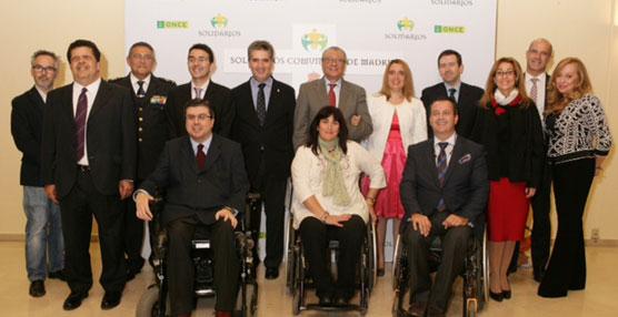 La ONCE premia a la EMT de Madrid por su compromiso a favor de la accesibilidad universal