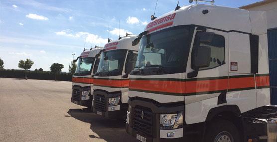 La compañía de transporte Baltransa apuesta por la Gama T de Renault Trucks, International Truck of the Year 2015