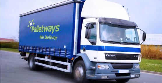 Palletways amplía su red hasta Austria