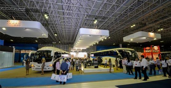 La división de buses de Iveco debuta en el mercado brasileño a través de la feria sectorial FetransRio 2014