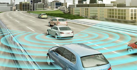 Bosch lanza un nuevo sensor de radar trasero MRR para hacer más seguro el cambio de carril