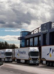 La empresa de transportes Primafrio confía en Iveco paraincorporar los primeros 400 camiones Euro 6 de su flota