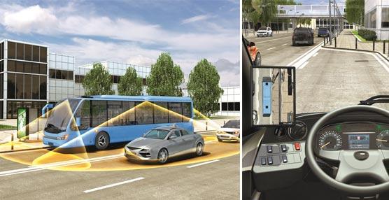 ProView ASL360, solución de Continental Automotive Spain para vehículos industriales, reduce los riesgos de accidentes