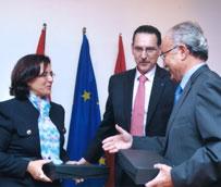 La APBA y el Puerto de Tánger Med han sido galardonados con el Premio CECIT 2014
