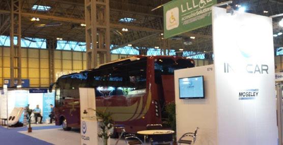 Indcar presenta su modelo Next en Gran Bretaña cerrando sus primeros pedidos