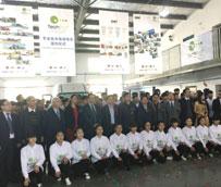 El programa de formación TechPro2 de vehículos industriales, desarrollado por Iveco, llega a China