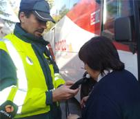 La DGT aumenta la vigilancia sobre los autobuses que realizan transporte escolar
