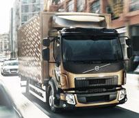 La nueva versión del Volvo FL, con motor compacto de 5 litros Euro 6, permite hasta 200 kg más de carga