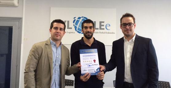 La empresa AT Robles recibe la certificación ECOSTARS por su gestión económica, medioambiental y sostenible