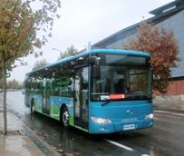 King Long somete su nuevo híbrido urbano enchufable E12 a las exigentes pruebas de la EMT de Madrid