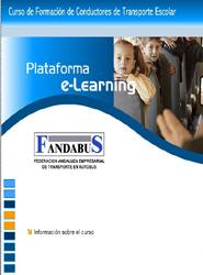 Fandabus lanza un curso online para conductores de transporte escolar de una duración de 4 horas