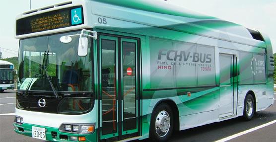 Los fabricantes de autobuses firman un acuerdo para ampliar los modelos de pila de combustible de cara a 2020