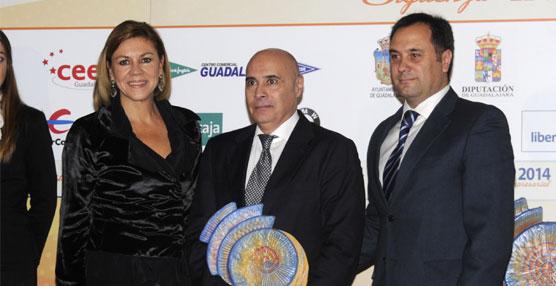 ID Logistics recibe el premio a la mayor contratación laboral otorgado por la CEOE-Cepyme de Guadalajara