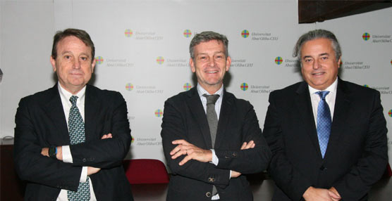 Ferrocarriles de la Generalitat de Cataluña colabora con el máster de Logística y Comercio Internacional CEU-ILI