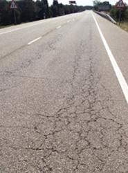 Tráfico pone en marcha un Plan Integral de Vigilancia en carreteras secundarias para reducir la accidentalidad
