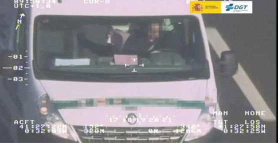 Un estudio de Fundación Mapfre revela que los conductores de furgonetas tienen más riesgo de sufrir accidentes