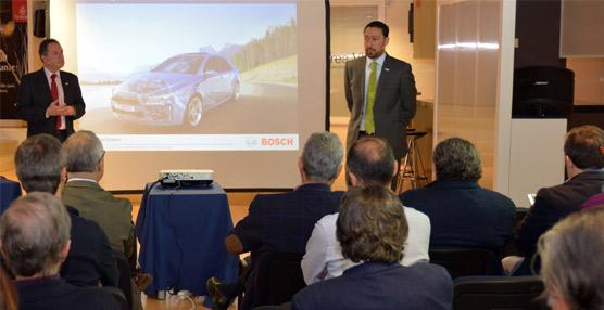 Bosch presenta su moderna tecnología diesel comprometida con la reducción de emisiones