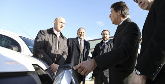 Madrid impulsa una campaña de renovación de la flota de furgonetas de reparto por vehículos limpios