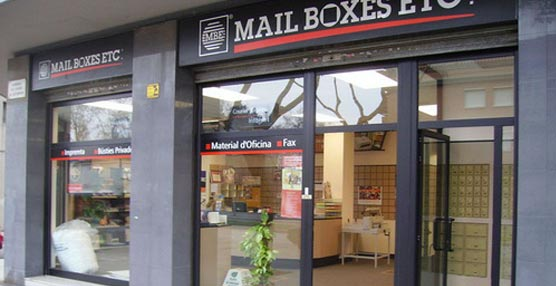Mail Boxes Etc. alcanza los siete centros en Vizcaya con la inauguración de su primer establecimiento en Derio