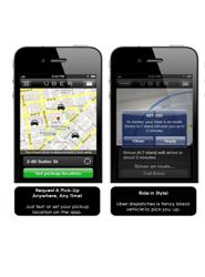 Uber suspende temporalmentr su servicio 'online' de transporte por imperativo legal