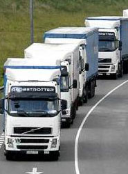 Los plazos de pago están en 87 días incumpliendo la Ley de morosidad un 74% de los clientes de los transportistas