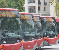 EMT Valencia gana viajeros por primera vez desde el inicio de la crisis y cierra 2014 con cifras récord